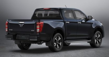 Mazda Reveals the All new BT-50 Pickup Truck 2