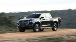 Mazda Reveals the All new BT-50 Pickup Truck 7