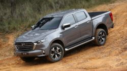 Mazda Reveals the All new BT-50 Pickup Truck 11