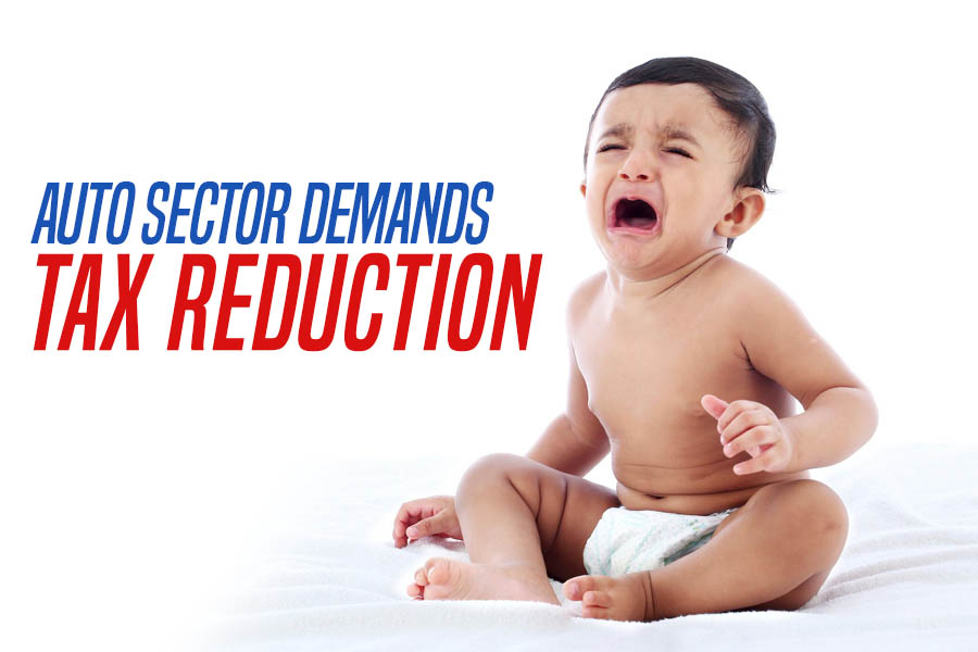 Auto Sector Demands Tax Reduction 3