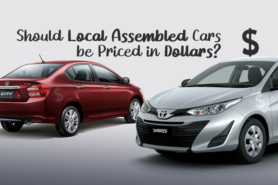 Should Local Assembled Cars be Priced in Dollars? 2