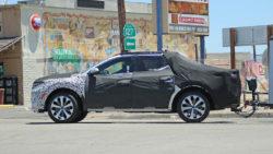 Latest Spy Shots Shows Hyundai Santa Cruz Practicality 3