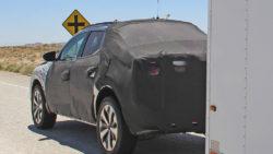 Latest Spy Shots Shows Hyundai Santa Cruz Practicality 6