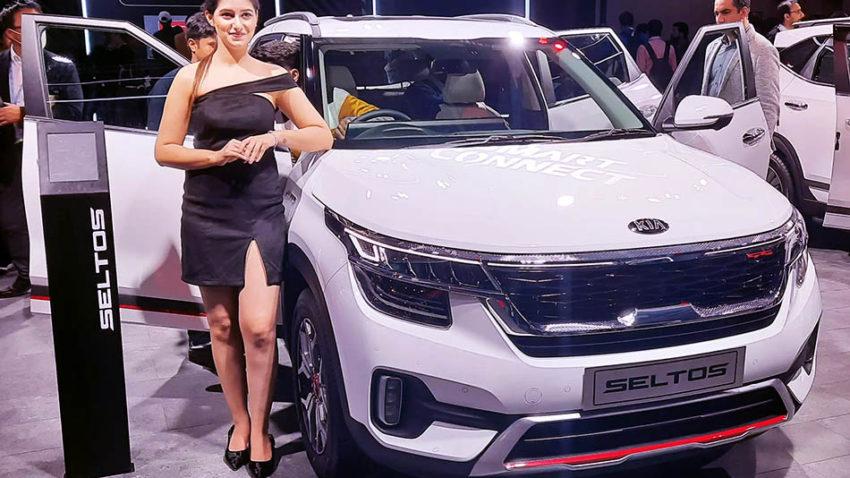 Kia Seltos Surpasses 200,000 Units Sales Milestone in India 1