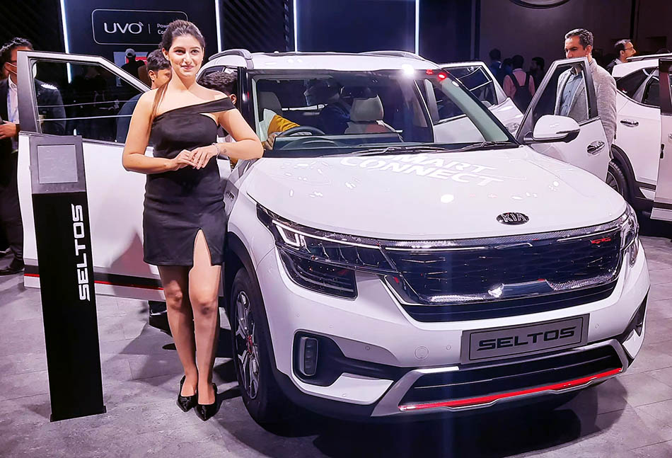 2020 Kia Seltos Upgraded in India Priced from INR 9.89 Lac 3
