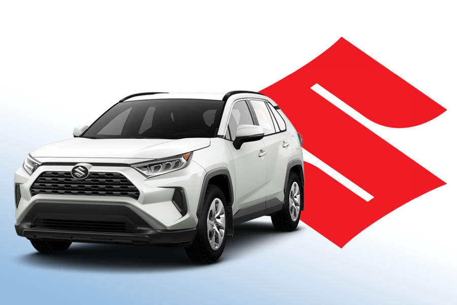 Toyota Starts Making RAV4 for Suzuki 3