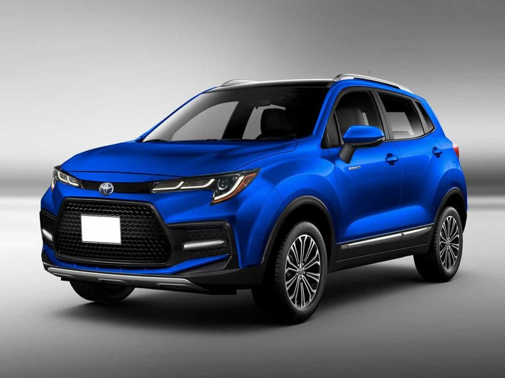 Toyota Corolla Cross to Debut in Thailand in 2 Months 10