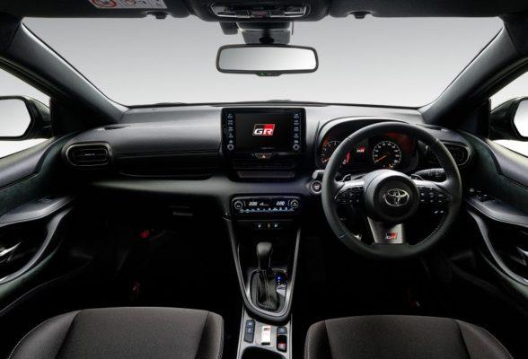 Toyota GR Yaris Debuts in Japan 5