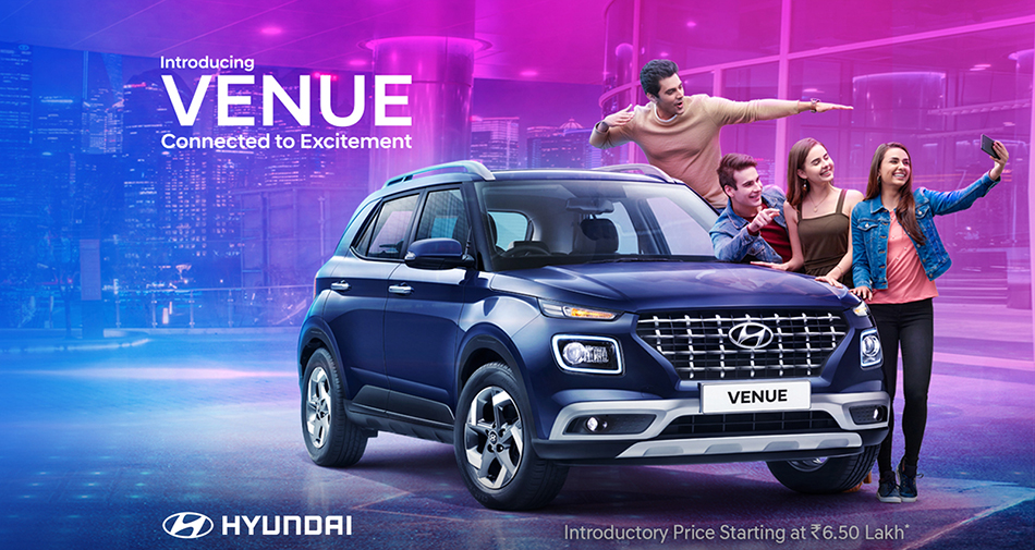 Hyundai Venue Achieves 100,000 Units Sales Milestone in India 1