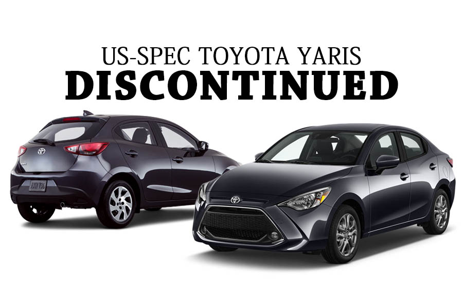 Toyota Discontinues Yaris Lineup in USA 6