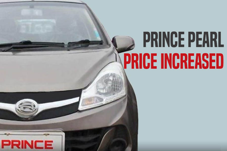Prince Pearl Price Increased by Rs 100,000 2