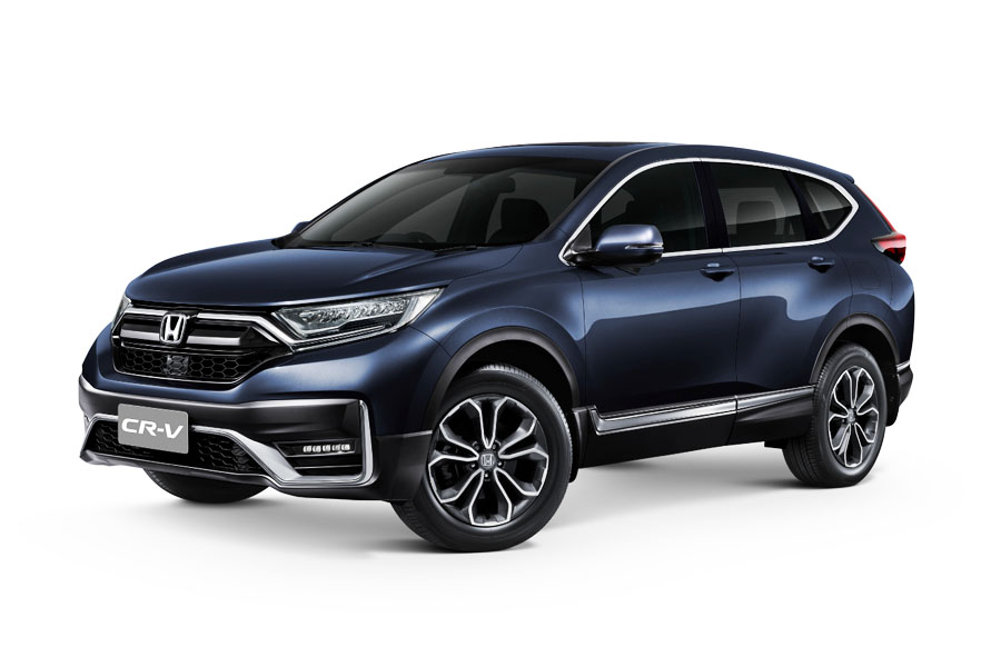 Honda CR-V Facelift Launched in Thailand 8