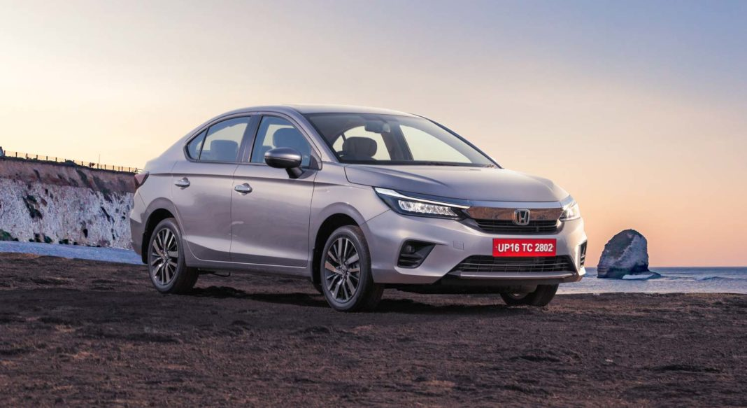 Honda Commences LHD Exports from India 5