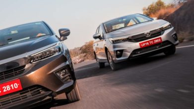 2020 Honda City Launched in India at INR 10.9 Lac 10