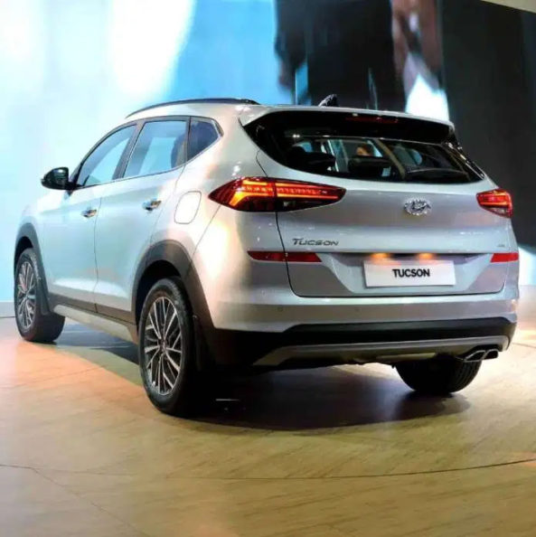 2020 Hyundai Tucson Launched in India at INR 22.3 Lac 2