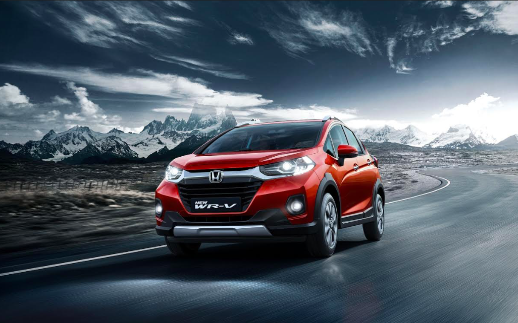 2020 Honda WR-V Launched in India from INR 8.5 lac 1