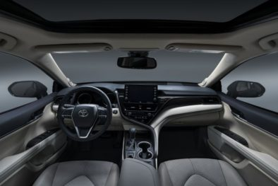 Toyota Camry Gets Facelift and Updated Features in USA 8