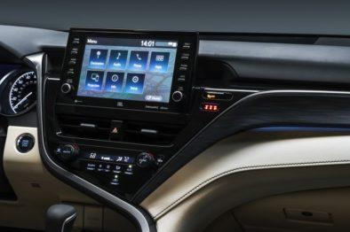 Toyota Camry Gets Facelift and Updated Features in USA 9