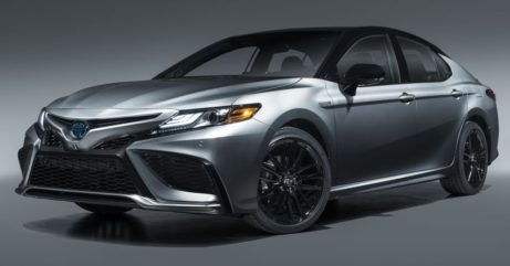 Toyota Camry Gets Facelift and Updated Features in USA 12