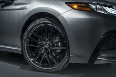 Toyota Camry Gets Facelift and Updated Features in USA 17