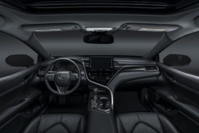Toyota Camry Gets Facelift and Updated Features in USA 19