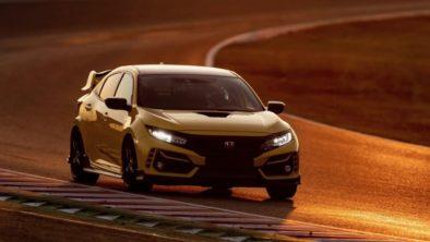 Final Edition Honda Civic Type R Sets FWD Lap Record 2