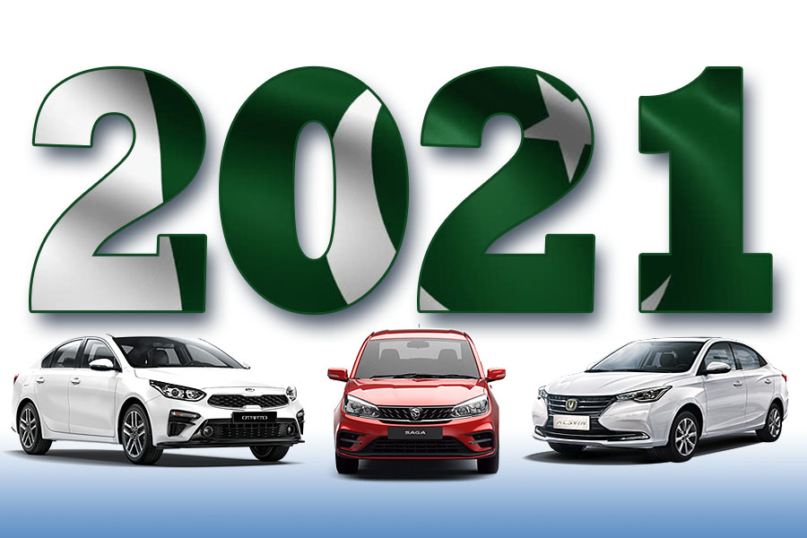 2021 Will See Many New Sedans in Pakistan 1