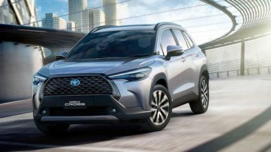 Toyota Corolla Cross Debuts in Thailand 1
