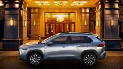 Toyota Corolla Cross Debuts in Thailand 2