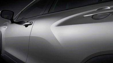 Toyota Corolla Cross Debuts in Thailand 9