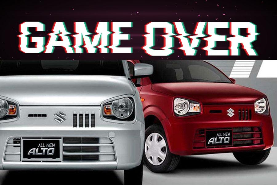 Is It Game Over for Pak Suzuki Alto? 5
