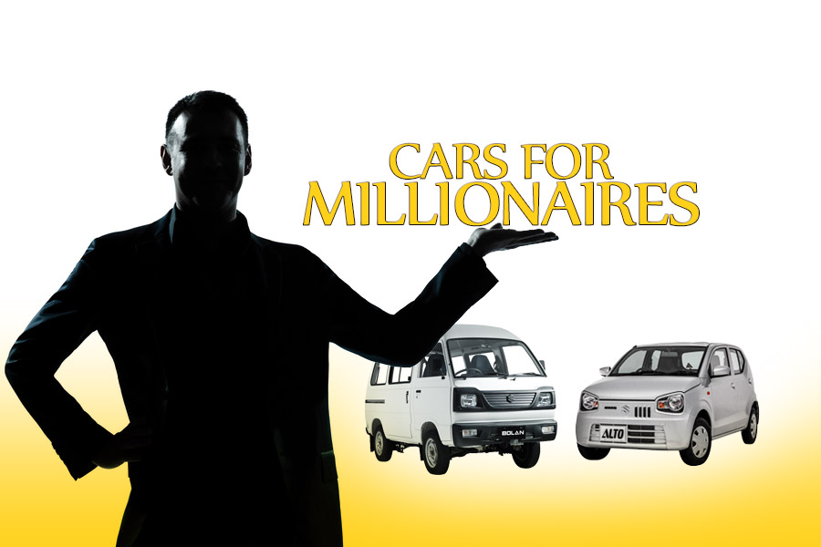 Cars for Millionaires 1
