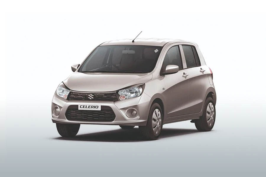 Suzuki Celerio S-CNG Launched in India from INR 5.61 lac 2
