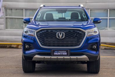 Changan Begins Exporting Hunter Pickup 19