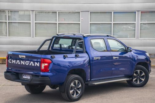 Changan Begins Exporting Hunter Pickup 23