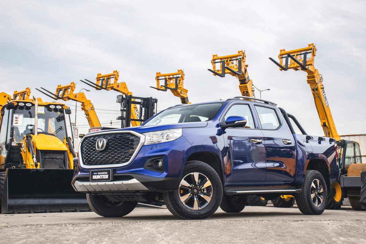 Changan Begins Exporting Hunter Pickup 28