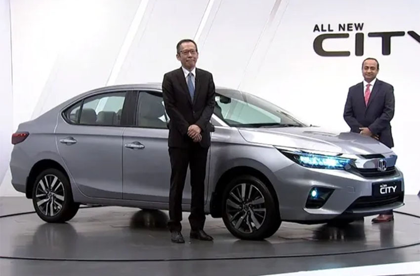 2020 Honda City Launched in India at INR 10.9 Lac 7