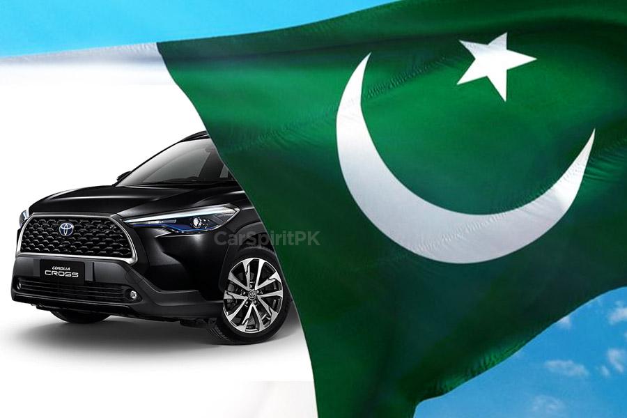 Toyota Corolla Cross Coming to Pakistan? 7