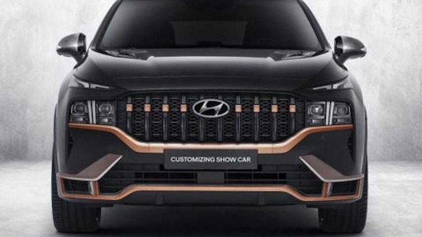 2021 Hyundai Santa Fe Gets N Performance Upgrades 1