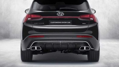 2021 Hyundai Santa Fe Gets N Performance Upgrades 6