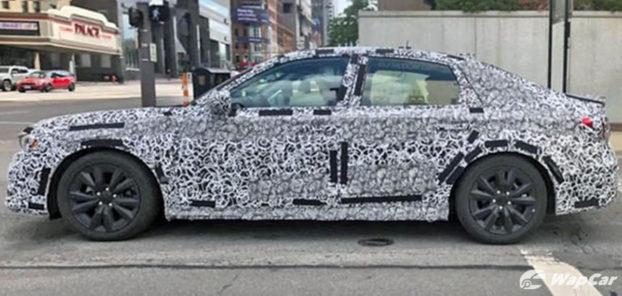 Next Generation Honda Civic will Debut In Q2, 2021 13