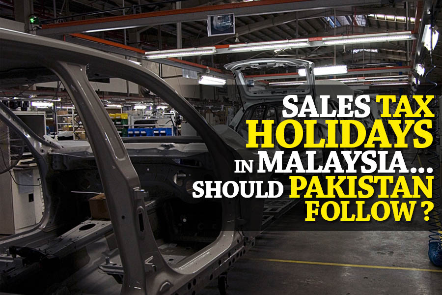 Sales Tax Holidays in Malaysia- Can Pakistan Follow Footsteps? 3