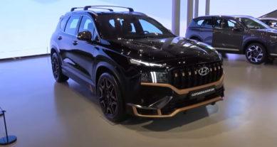 2021 Hyundai Santa Fe Gets N Performance Upgrades 8