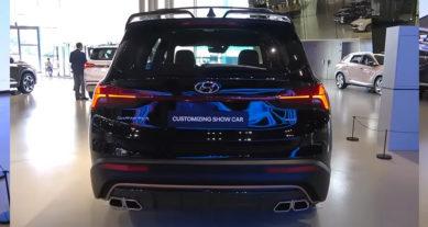 2021 Hyundai Santa Fe Gets N Performance Upgrades 9