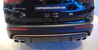 2021 Hyundai Santa Fe Gets N Performance Upgrades 14