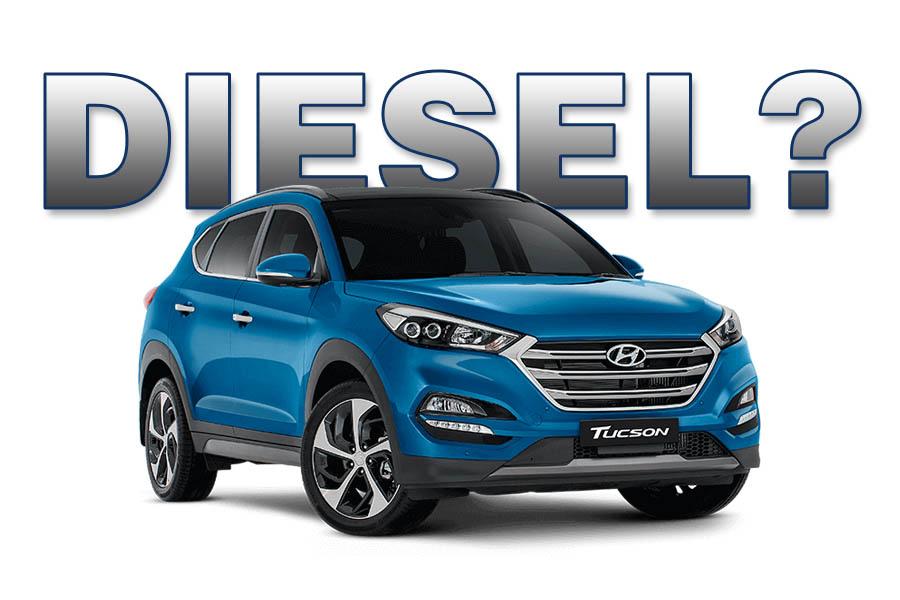 Is Hyundai Bringing in the Tucson Diesel? 9