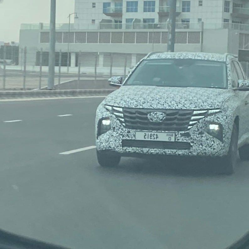 All New Hyundai Tucson Likely to Debut in August 2020 2