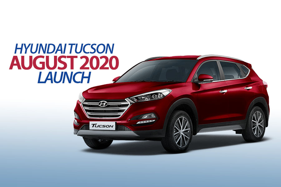 Hyundai Tucson to Launch in August 2