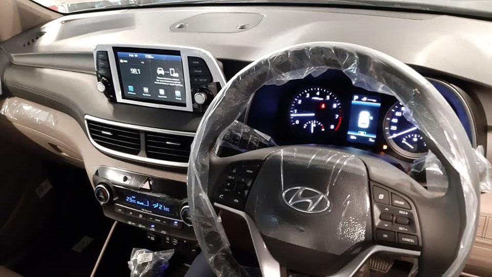 Hyundai-Nishat Unveils Tucson SUV in a Digital Event Online 14