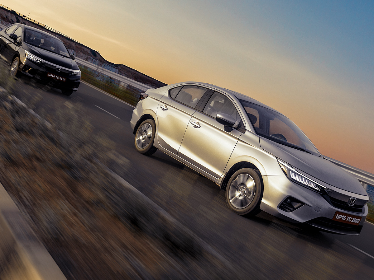Honda Commences LHD Exports from India 2